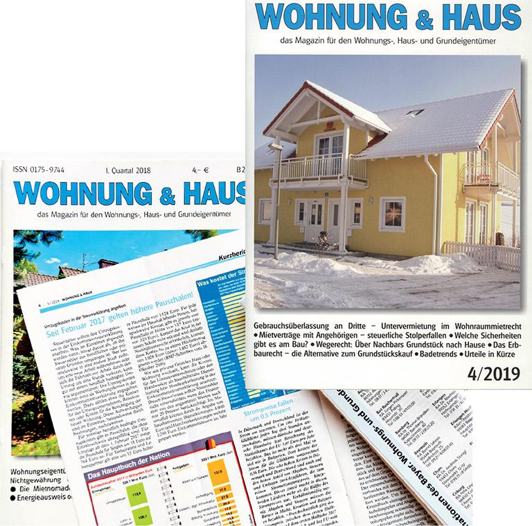Wohnung & Haus